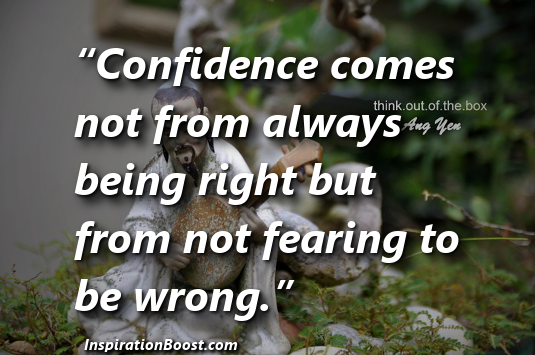 quotes about confidence - photo #37