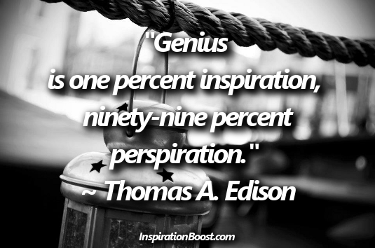 Thomas Edison Quotes, quotes