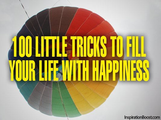 Quotes, Happiness Quotes, Hot Air Balloon, Sky, 100 Tricks