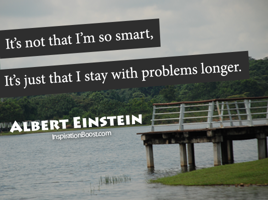 Albert Einstein, Albert Einstein Quotes, Success Quotes, Dedication Quotes, Persistence Quotes,