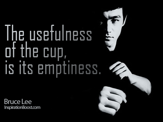 bruce lee wisdom for the way pdf