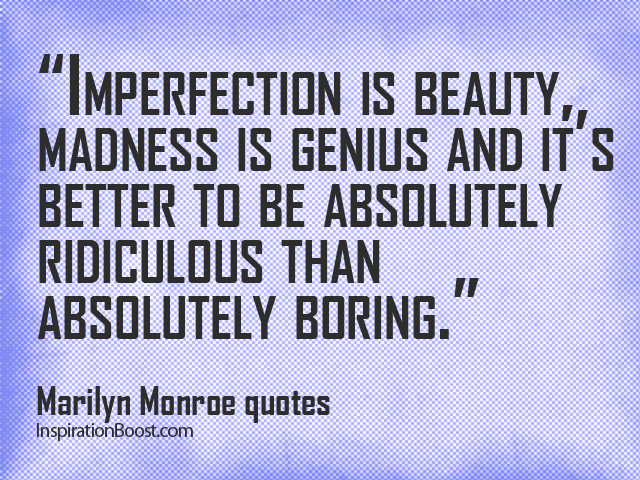 Marilyn Monroe quotes Pic