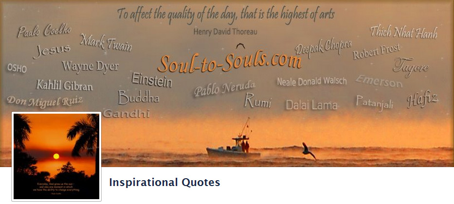 Inspirational Quotes Pictures Motivational Thoughts: Top 30 Amazing Quotes Pages You Should Like On Facebook