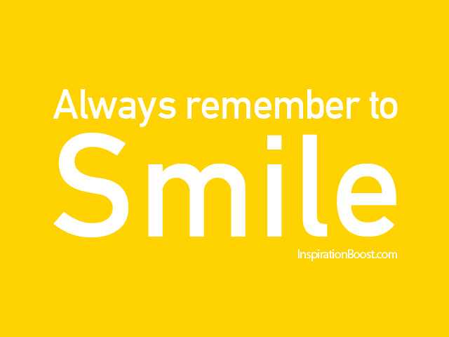 Quotes About Always Smiling. QuotesGram