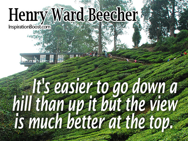 Quotes by Henry Ward Beecher