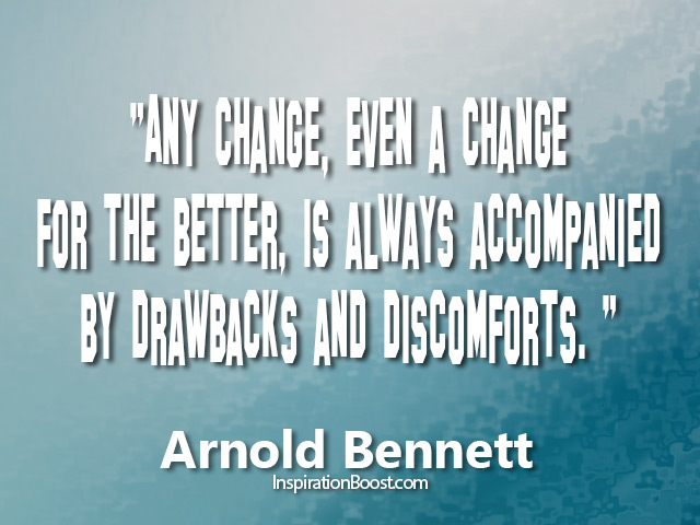 Arnold Bennett Quotes