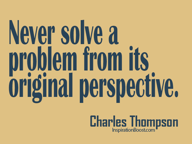 Charles Thompson Quotes