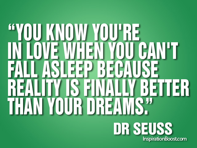 Reality vs Dream Quotes