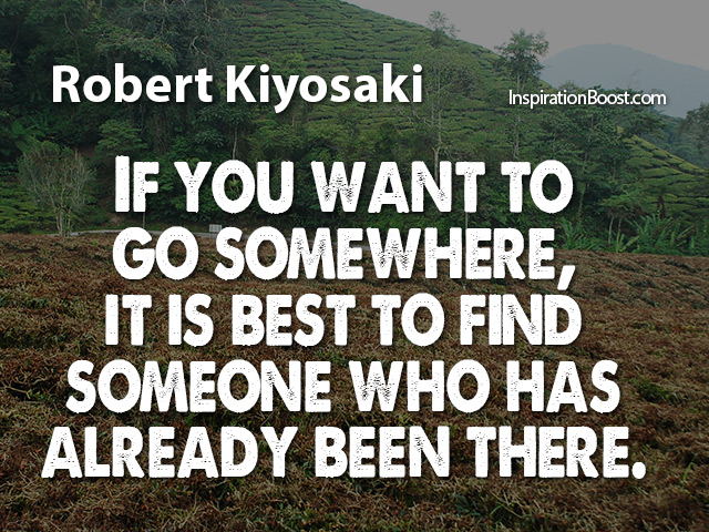 Robert Kiyosaki Learn Quotes
