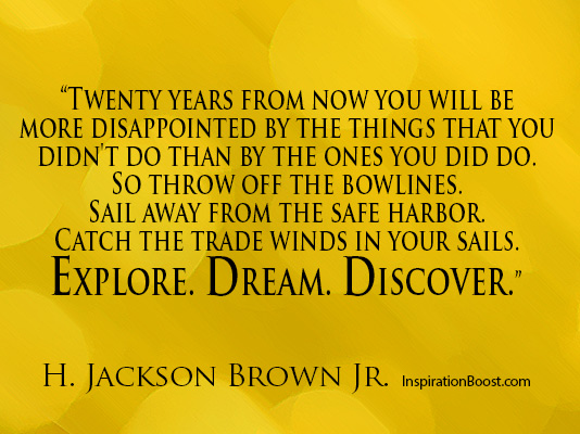 H. Jackson Brown Jr Famous Quotes
