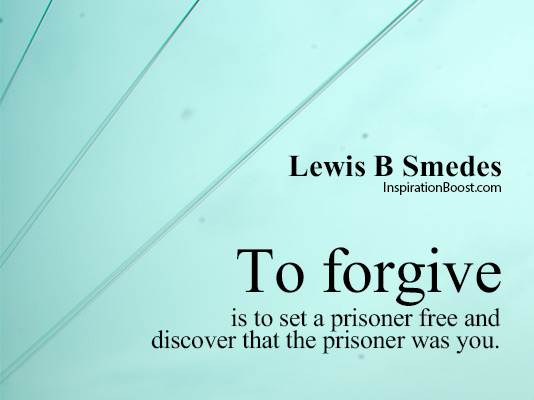 Lewis B Smedes Quotes