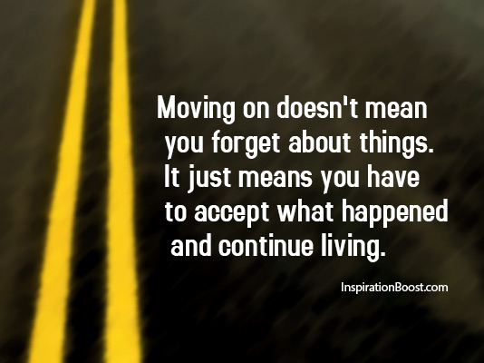 Moving on quotes images 3d