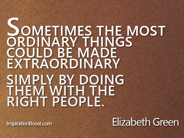 Elizabeth Green Quotes