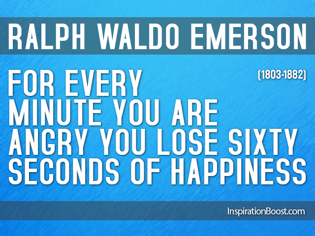 Ralph Waldo Emerson Happiness Quotes