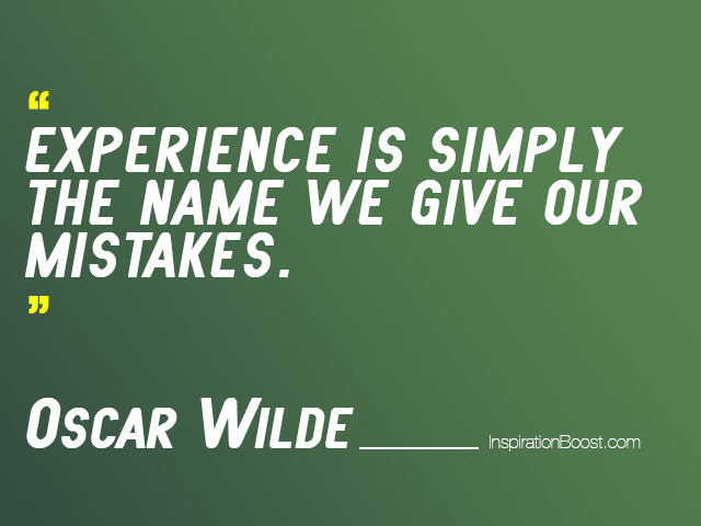 Quotes On Learning Cool Oscar Wilde Learning Quotes  Inspiration Boost