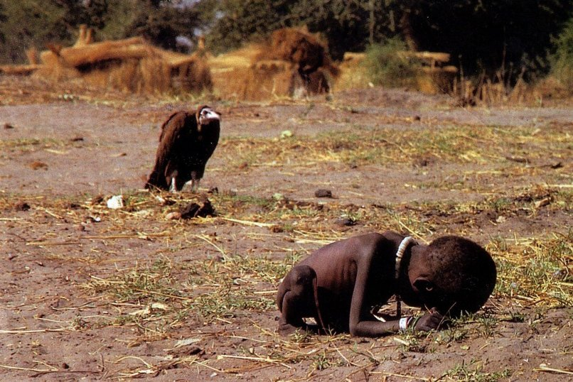 Kevin Carter Vulture