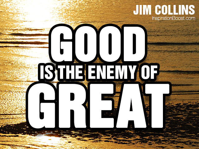 Jim Collins Quotes