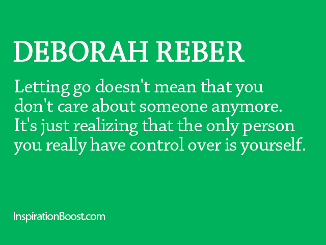 Deborah Reber Quotes