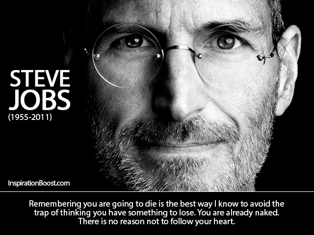 Steve Jobs Die Quotes