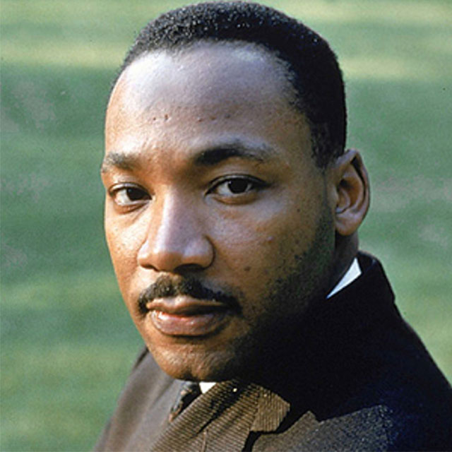 Top 10 Famous Quotes of Martin Luther King Jr