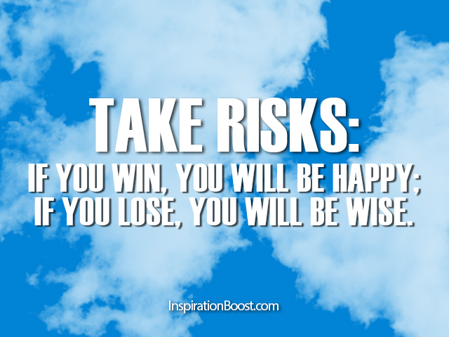 Risk Quotes Interesting Risk Quotes  Inspiration Boost