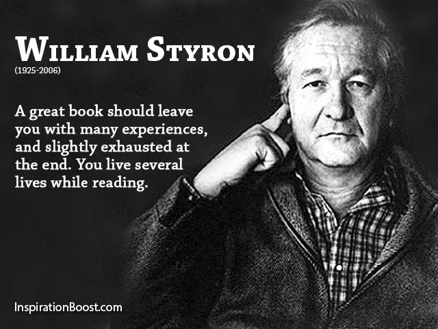 William-Styron-Live-Quotes