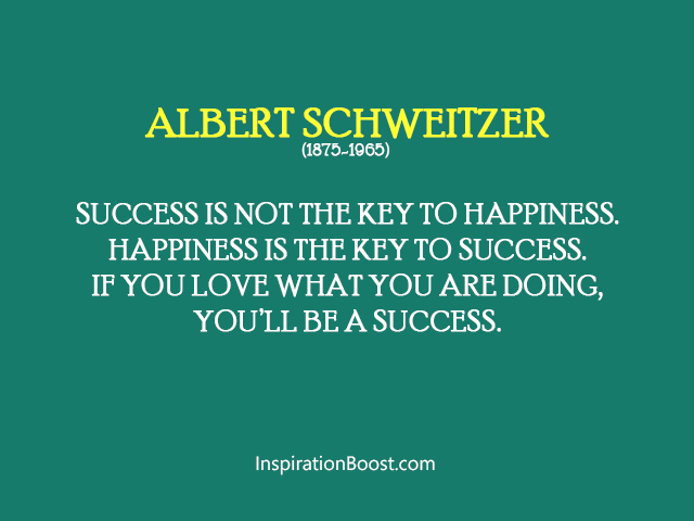 Quotes For Success And Happiness: Inspiration Boost