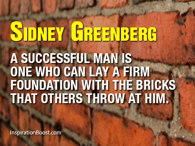 Sidney-Greenberg-Success-Quotes