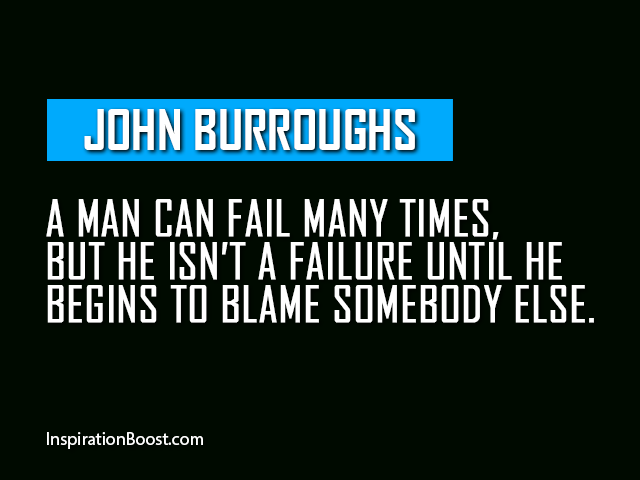 John-Burroughs-Failure-Quotes