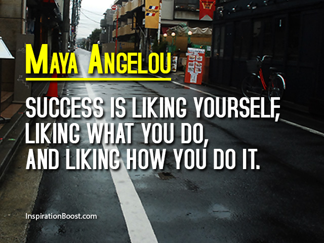 Liking Yourself Quotes