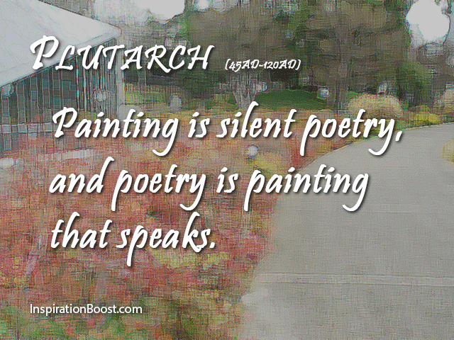Plutarch painting quotes inspiration boost - Exterior painting quotes set ...