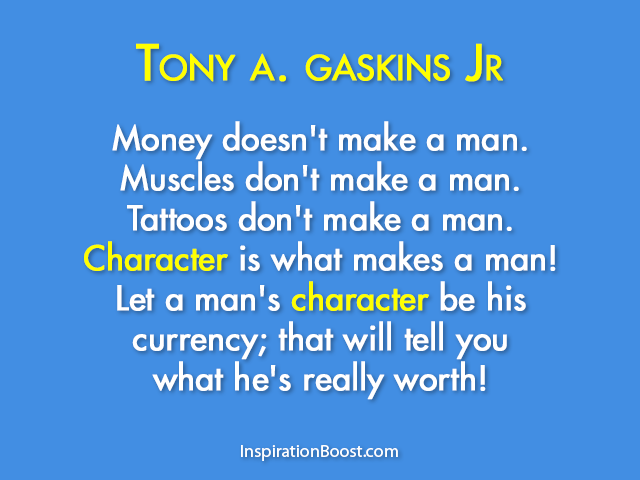 Tony Gaskin Popular Quotes