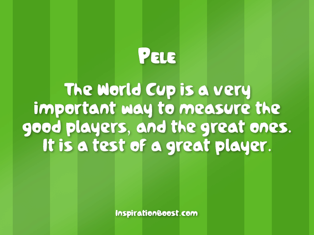 World Cup 2014 Quotes