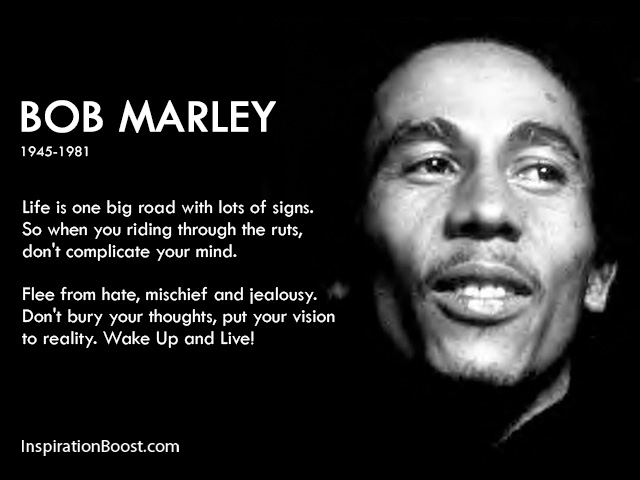 Bob Marley Quotes Quotesgram