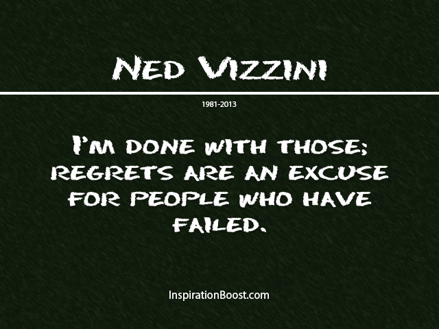 Ned Vizzini Failure Quotes