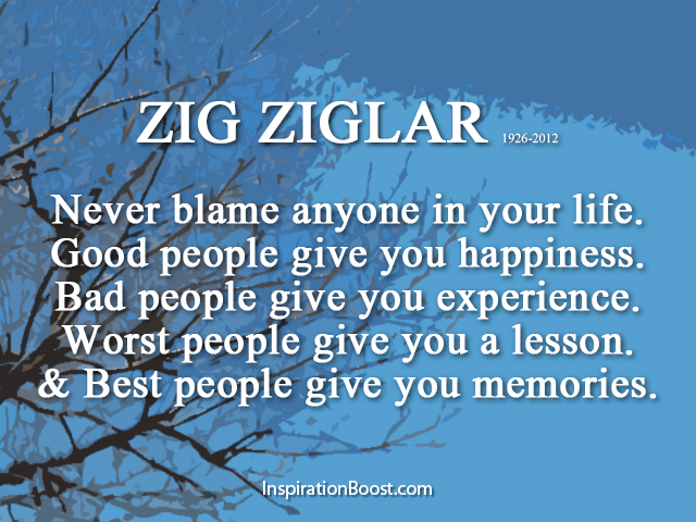 Quotes Zig Ziglar Prepossessing Zig Ziglar Life Quotes  Inspiration Boost