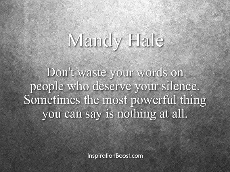 Mandy Hale Words Quotes
