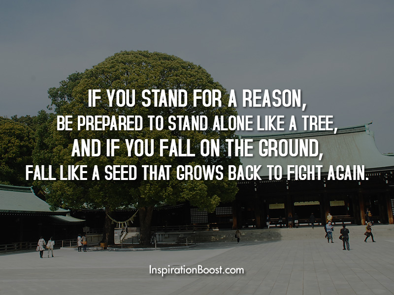 Greatest Tree Motivational Quotes