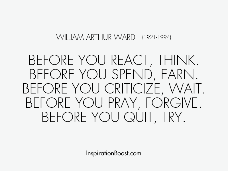 William Arthur Ward Famous Quotes