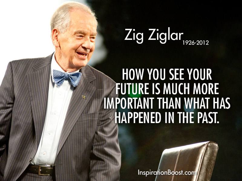 Zig Ziglar Best Motivational Quotes
