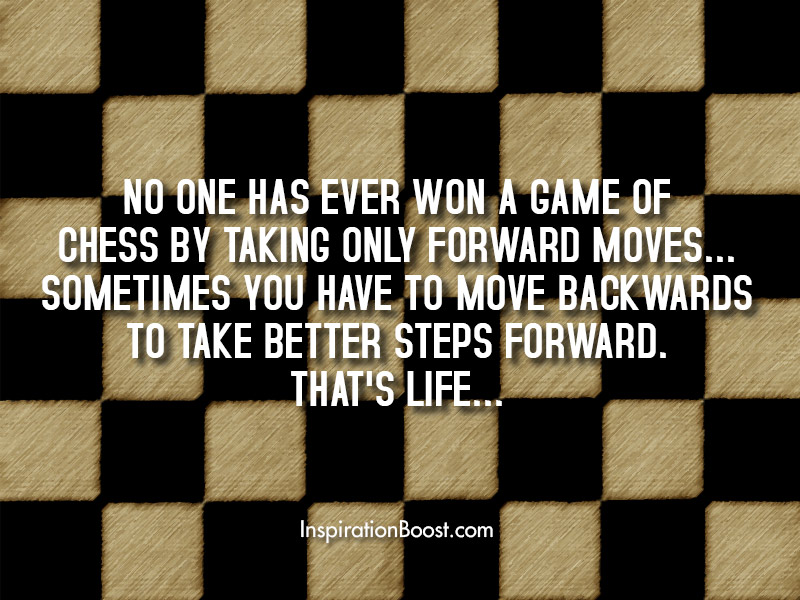 Chess Motivational Quotes