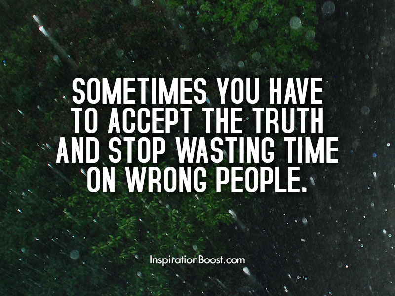 Let Go Wrong People Quotes