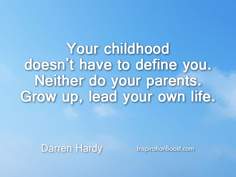 Darren Hardy Life Quotes