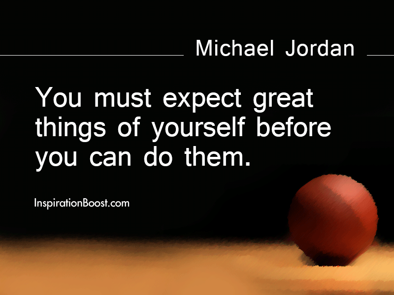 Great Quotes About Success Beauteous Michael Jordan Great Quotes  Inspiration Boost