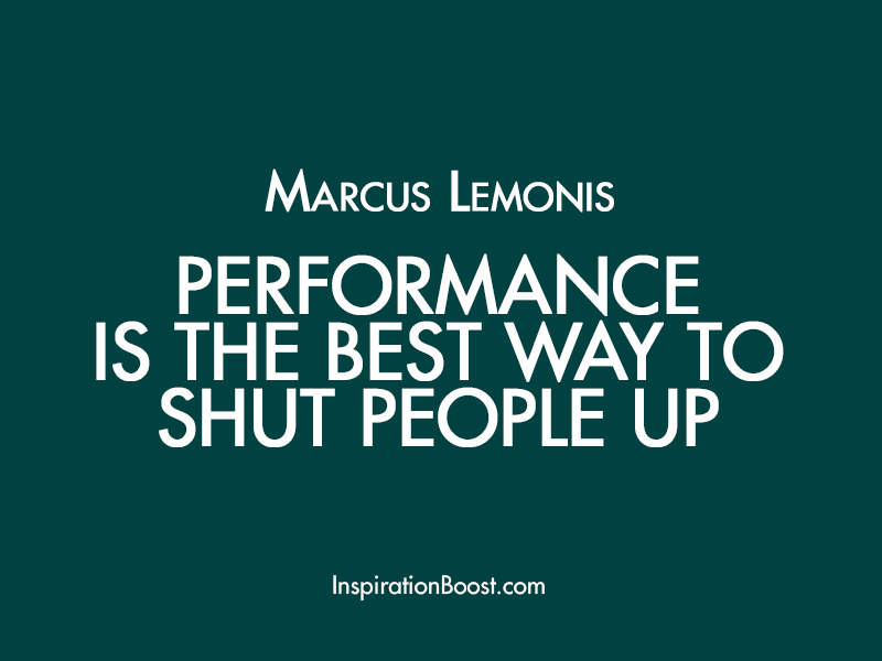 Shut People Up Quotes