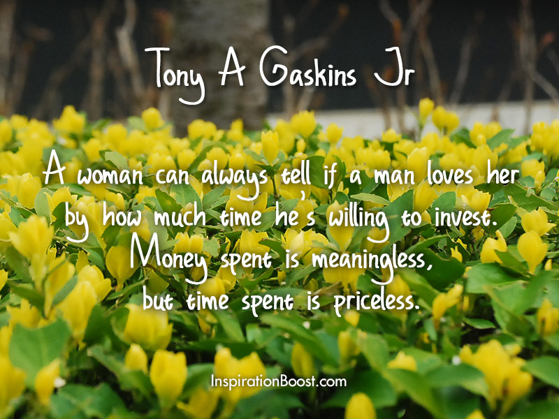 Tony Gaskins Love Quotes