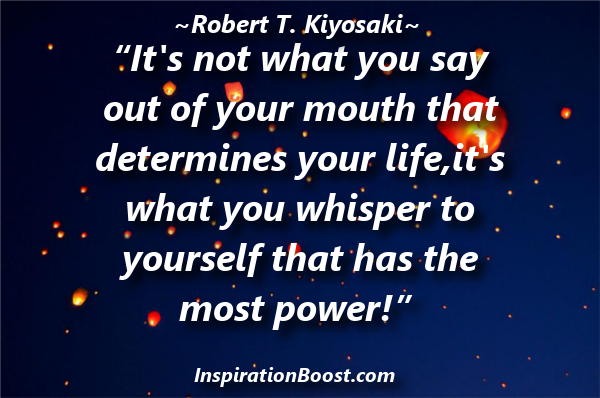 Robert T Kiyosaki Quotes Inspiration Boost