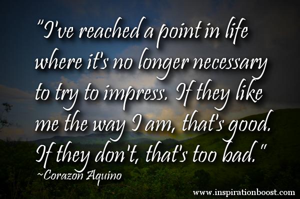 Corazon Aquino Quotes Inspiration Boost