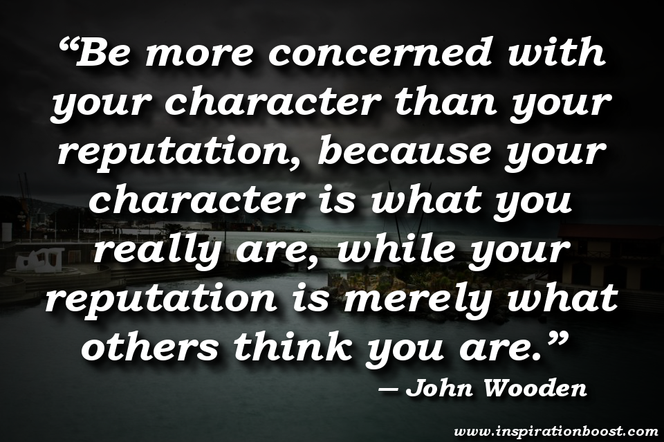 John Wooden Quotes | Inspiration Boost