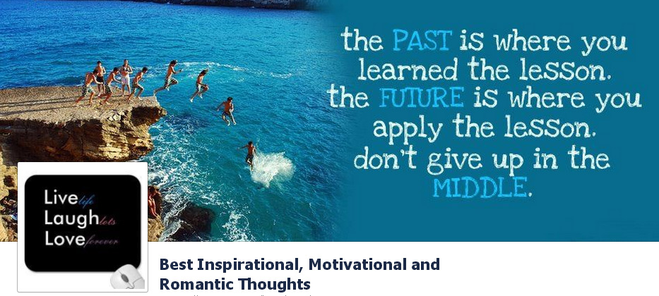 Top 20 Great Quotes Pages You Should Like On Facebook Inspiration
